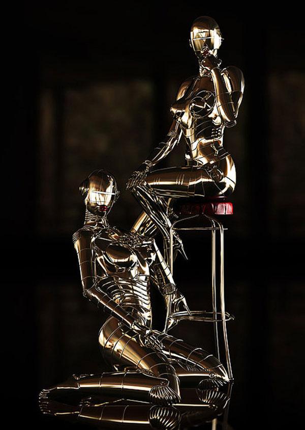 Sexy Metal Netherlands Design Inspiration