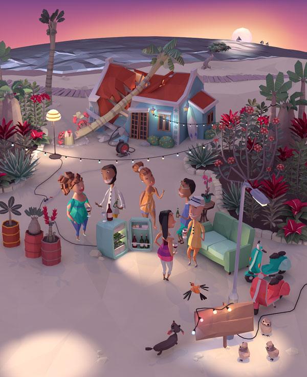 Aruba - One Happy Island 3 Netherlands Design Inspiration