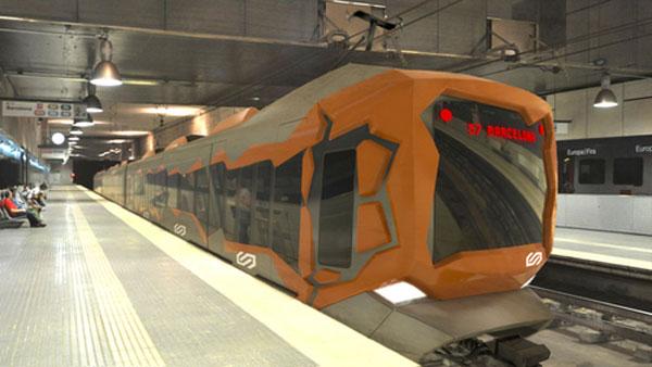 Alstom Deconstrucció Spanish Design Inspiration
