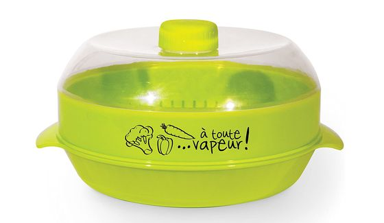 best microwave vegetable steamer for