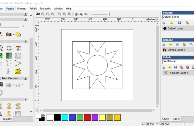 how to import dxf file in artcam version