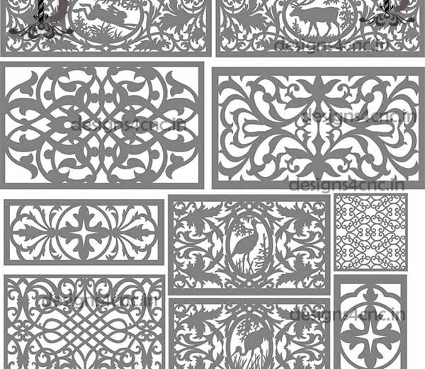 40+ MDF Jaali Designs ideas FOR FREE