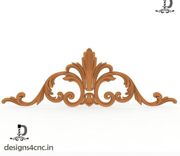 ARTCAM STL DESIGNS BORDER FILE