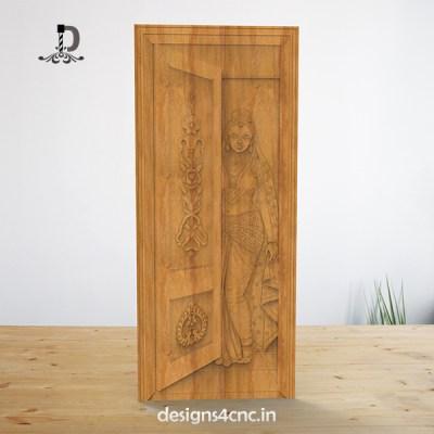 Door 3d model free download
