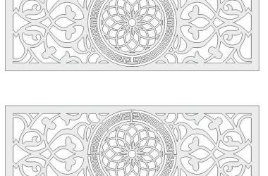 engraving vector