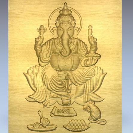 lord ganesha 3d images download