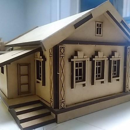 home finance money store 3d model vector file