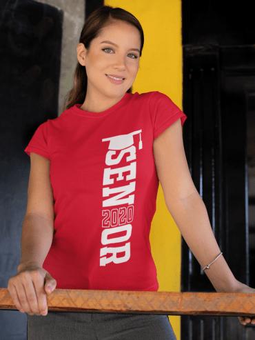 senior 2020 t-shirt design
