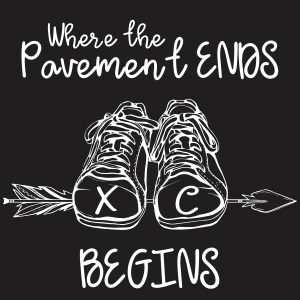 XC T Shirt Design Download Where The Pavement Ends XC Begins Free T Shirt Designs | free t shirt designs for members
