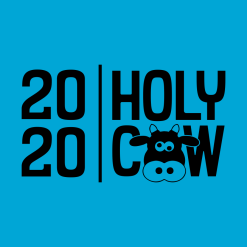2020 Coronavirus T Shirt Design - Holy Cow Pandemic T Shirt