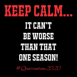 Track and Field Quarantine 2020 Shirt Design - Keep Calm | Pandemic Coronavirus Ready Made T Shirt Print Design