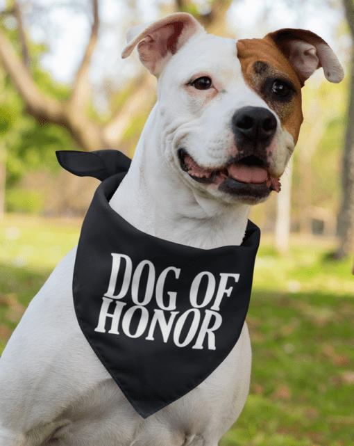 My Humans Are Getting Married SVG Wedding Design Bundle - Wedding Dog Bandana - Dog of Honor Bandana