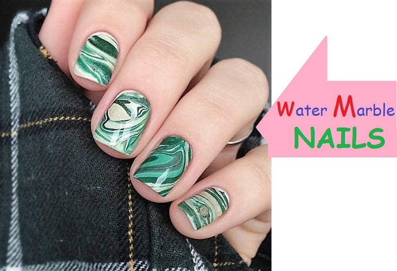 Water Marble Nails -What You Need To Know - Designs Authority