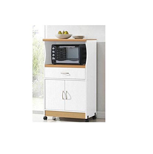Microwave Stand Designs : Revealed best microwave carts on the market