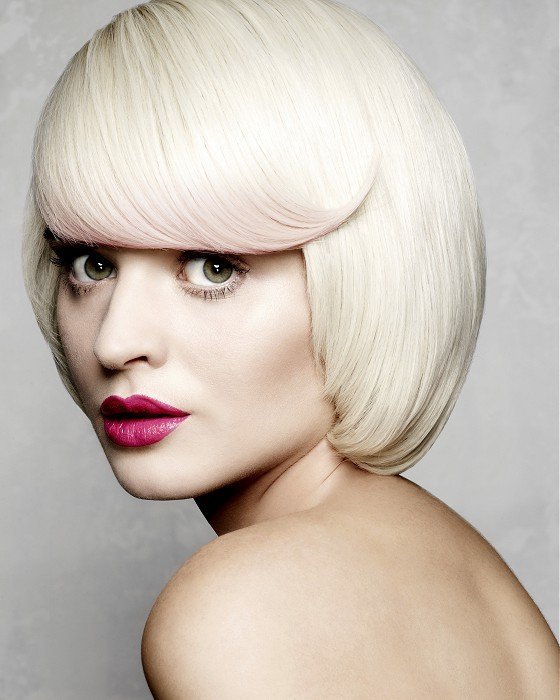 Pageboy hairstyle