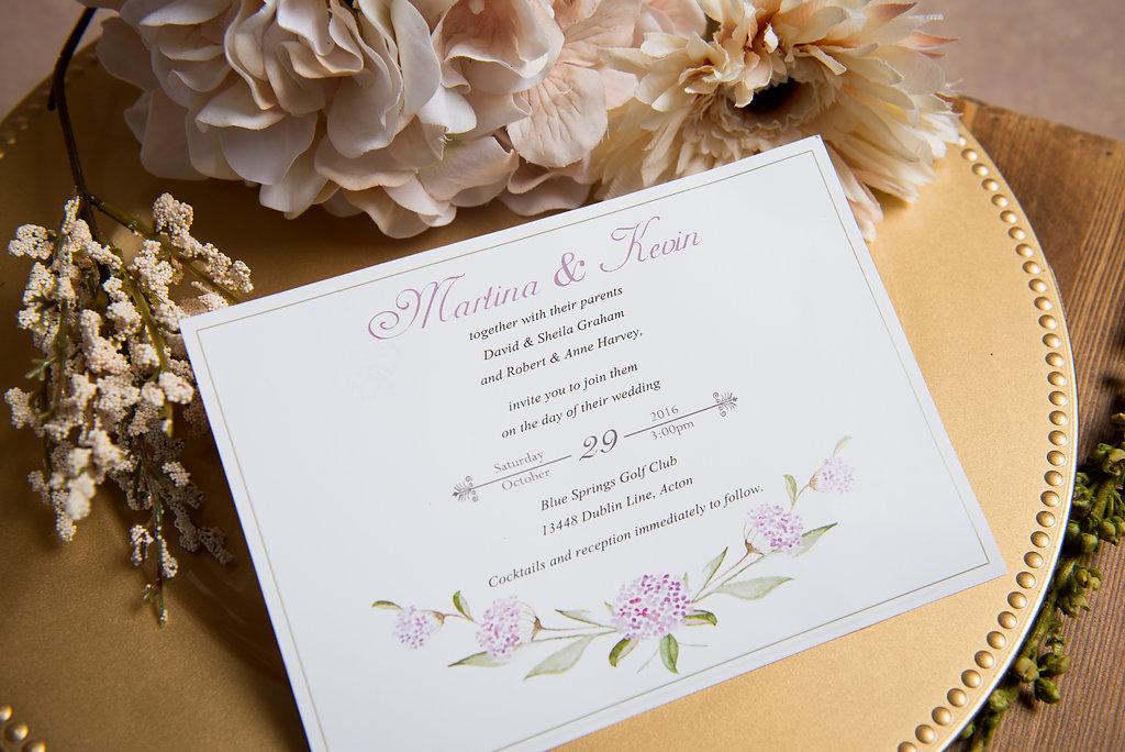 Invitation & Program