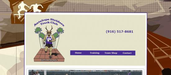 Antelope Striders Track Club