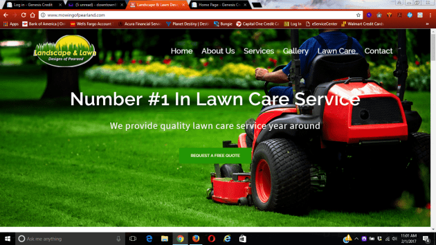Landscape and Lawn Designs of Pearland