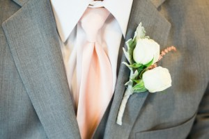 boutonniere by chicagoland floral designer