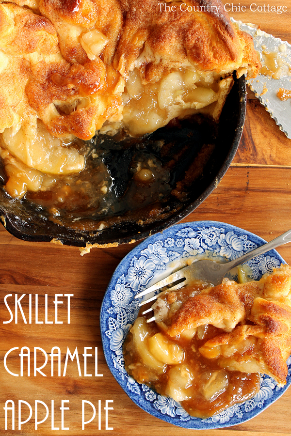 skillet-caramel-apple-pie-008
