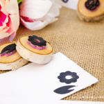 DIY Flower Stamps