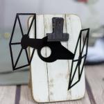 Die Cut Star Wars Spaceships
