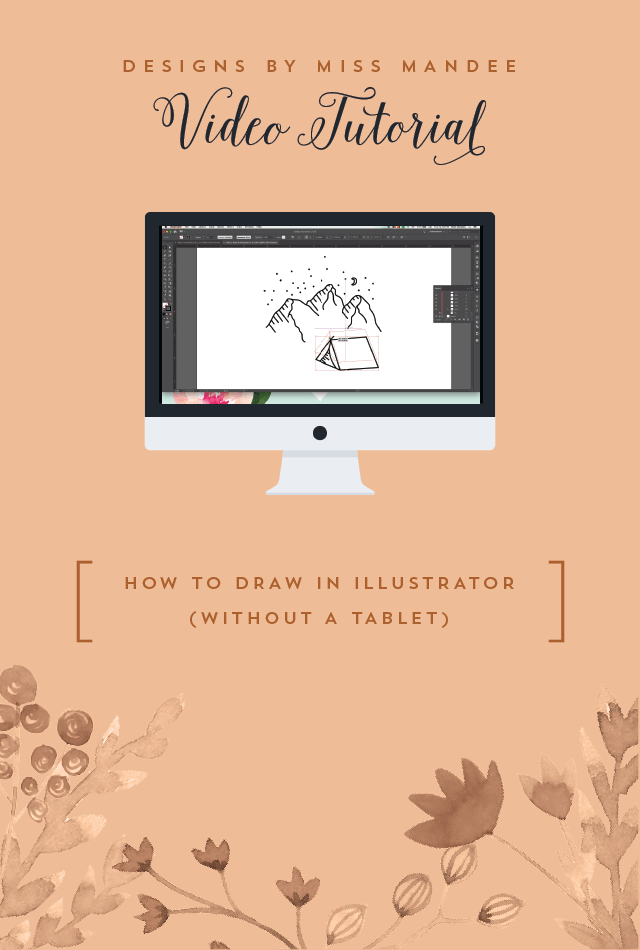 How to Draw in Adobe Illustrator