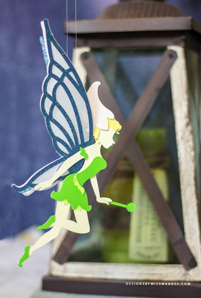 Die Cut Fairies