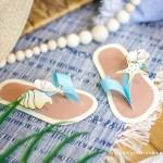 Die Cut Flip Flops