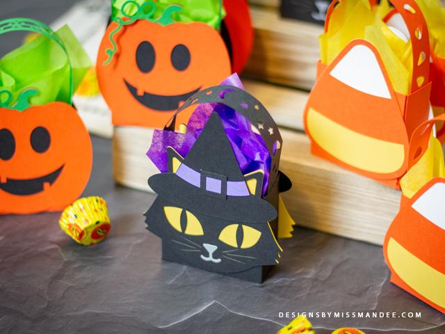 Halloween Treat Boxes