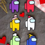 Among Us Valentines