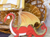 Die Cut Dragon