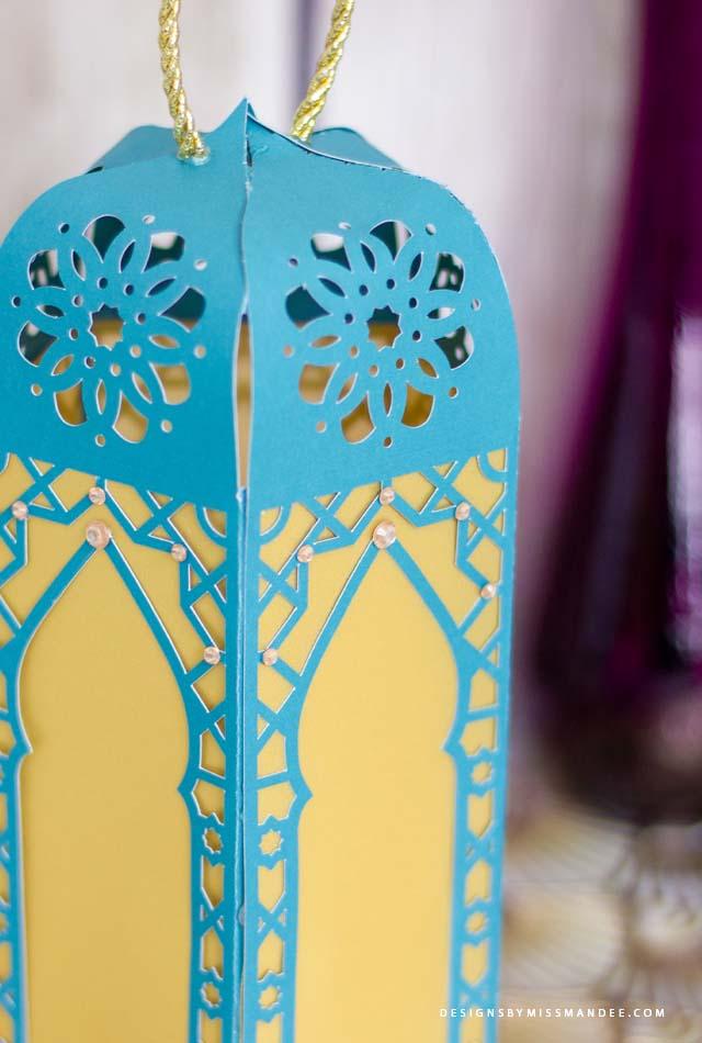 Moroccan Paper Lanterns