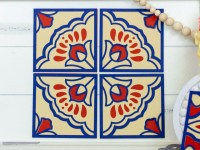 Spanish Tile Cut Files