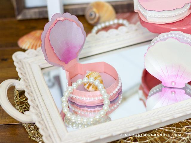 Seashell Boxes