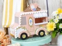 3D Ice Cream Truck