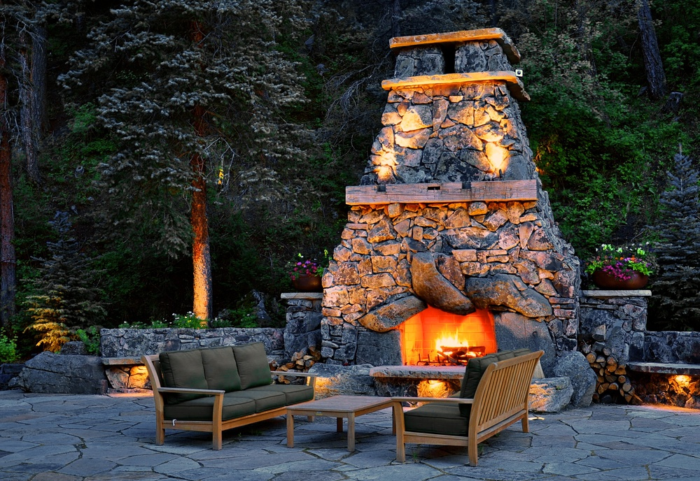 Outdoor Structures - Landscape Structures | Designscapes ... on Outdoor Living And Landscapes id=88871