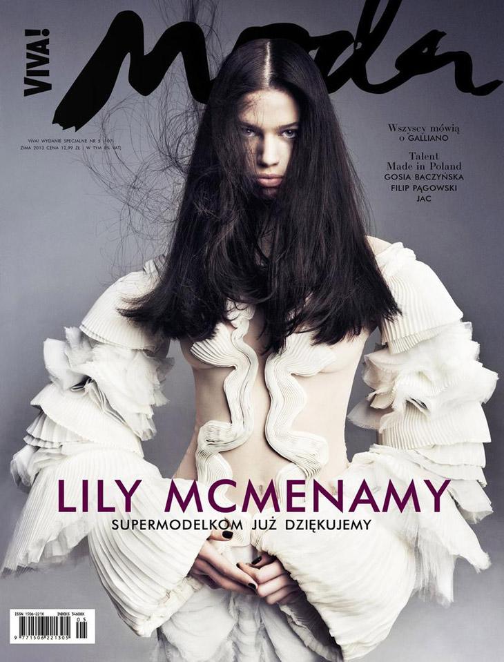 Lily McMenamy