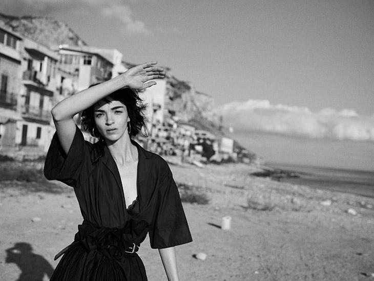 Italian Fashion Editorial