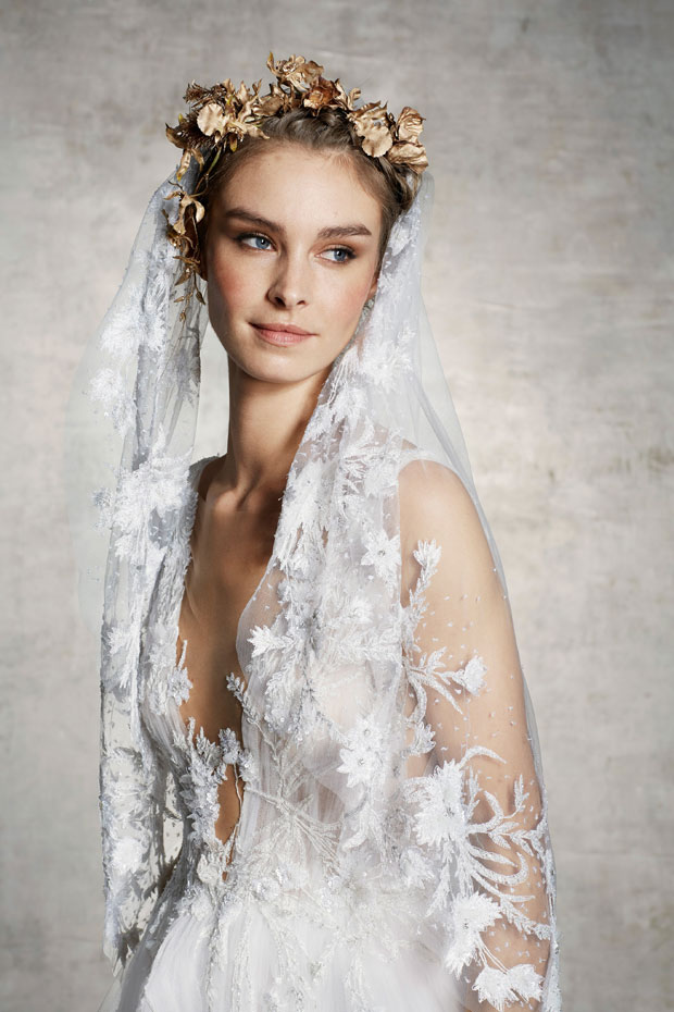 Discover Marchesa Spring 2019 Bridal Collection