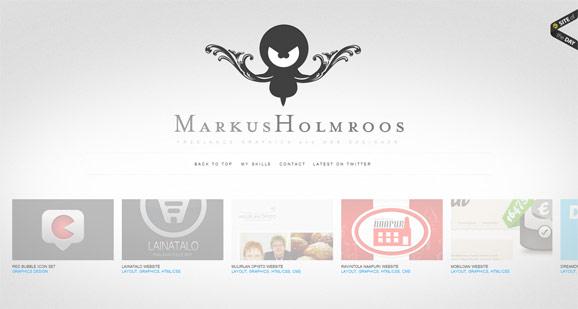 Marcus Holmroos