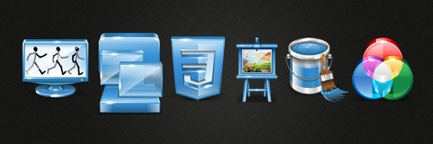 CSS3_icons