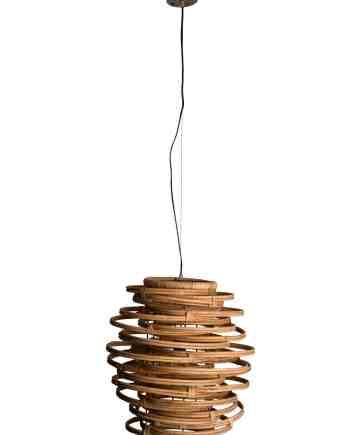 Kubu hanglamp Dutchbone