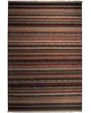 Nepal tapijt Zuiver donker