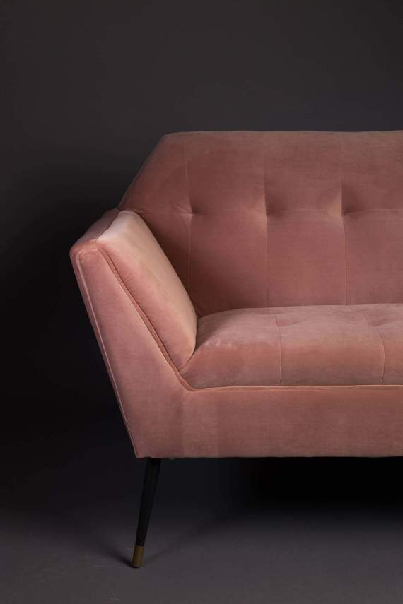 Kate sofa Dutchbone roze 5
