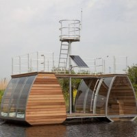Marijn Beije Floating Eco Lodge