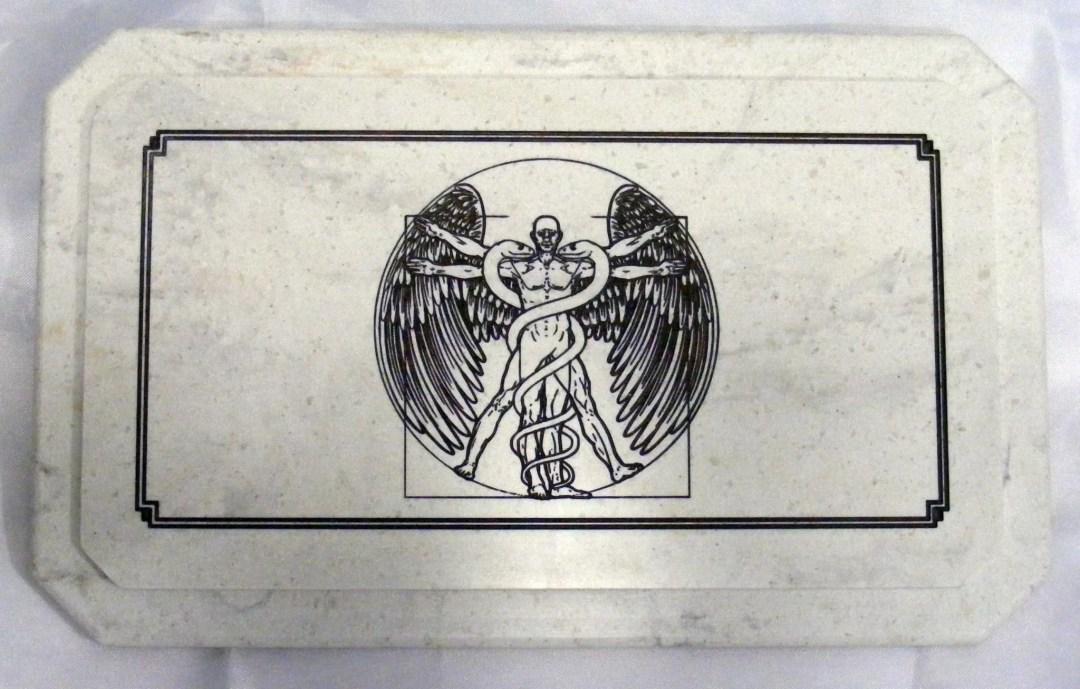 doctor engraving