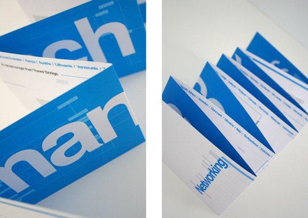 jasonrubino 50 Amazing Brochure Layout Ideas