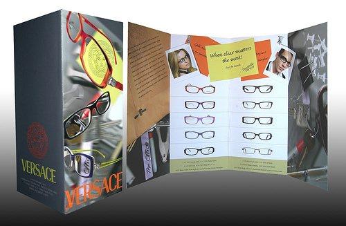 versace 50 Amazing Brochure Layout Ideas