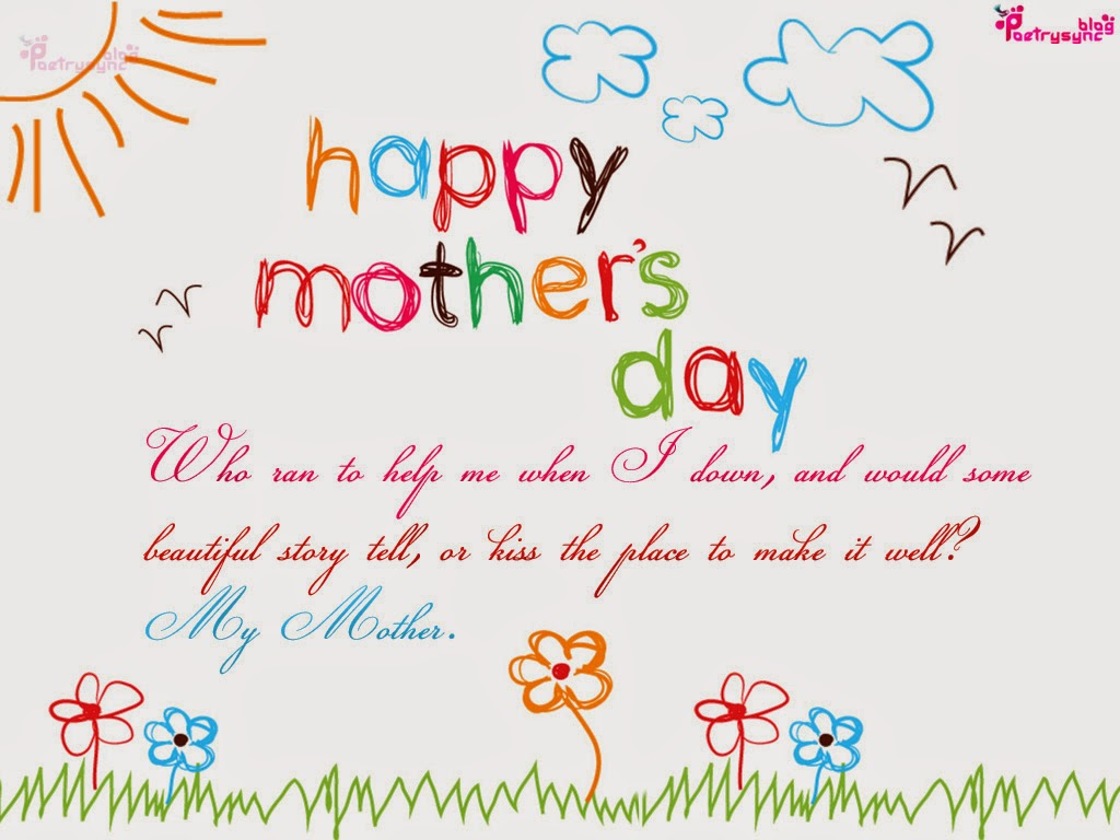 Best Mother's Day Messages For 2015
